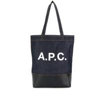 A.P.C. Handtasche aus Denim