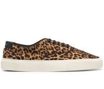 Venice Sneakers mit Leoparden-Print