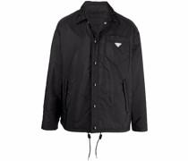 Leichte Jacke aus Re-Nylon