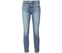 - Skinny-Jeans mit Distressed-Saum - women