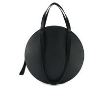 Handtasche mit runder Form
