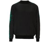 Besticktes 'Sophora' Sweatshirt