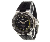 'Aquis Date Depth Gauge' analog watch