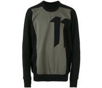 Sweatshirt mit Nummer-Print - men