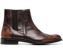 Chelsea-Boots im Western-Look