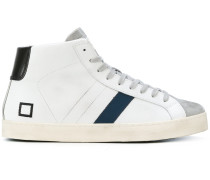 D.A.T.E. High-Top-Sneakers mit Schnürung