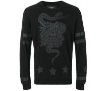 motif sweatshirt