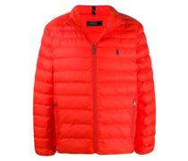 Polo Pony quilted jacket