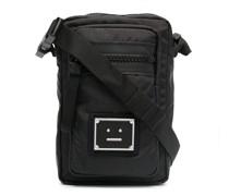 Mini-Tasche mit Logo-Schild