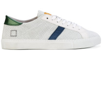 mesh sneakers - men - Baumwolle/Leder/rubber