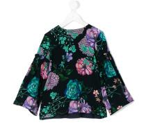 Bluse mit Blumen-Print - kids