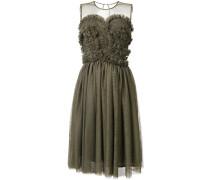 P.A.R.O.S.H. Kleid mit Rüschen