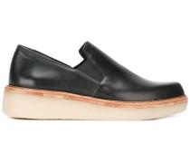 'Trey' Slip-On-Sneakers - women - Leder/rubber