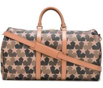 Reisetasche mit Sterne-Print