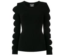 Pullover mit Cut-Out-Schleifen - women