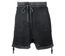 Shorts mit Umschlag - men - Baumwolle - M