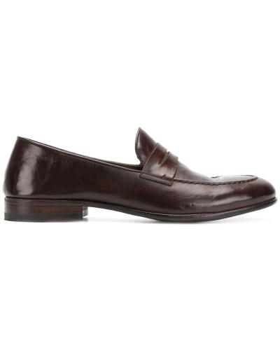 Alberto Fasciani Herren classic slip-on loafers
