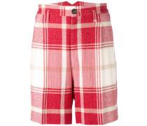 Shorts mit Karomuster - men