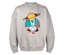 "Sweatshirt mit ""Soul Planets""-Print"