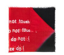 embroidered bandana scarf