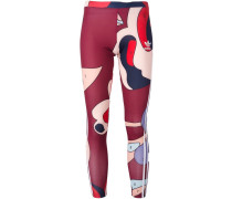 - Cropped-Leggings mit Print - women