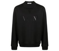 Sweatshirt mit VLTN-Logo