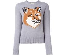 Pullover mit Fuchsmotiv