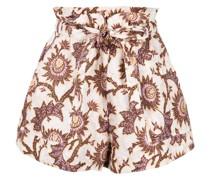 A.L.C. Malcom Shorts mit Blumen-Print