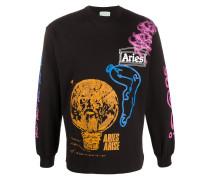 """Sweatshirt mit """"Arise""""-Print"""