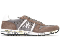 - 'Lucy' Sneakers - men - Leder/Wildleder/rubber