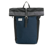 foldover top backpack