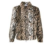 'Mapp' Jacke aus Faux Fur