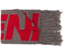 A-COLD-WALL* Schal mit Intarsien-Schriftzug