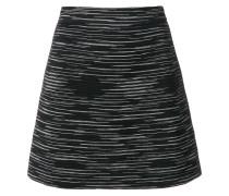 A-Linien-Rock mit Querstreifen
