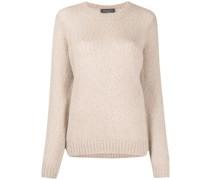 Sheer-Pullover