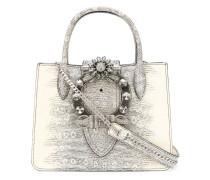 embellished handbag