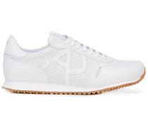 gum sole running sneakers - men