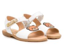 Teddy bear sandals