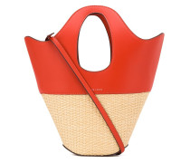 Kleine Handtasche mit Schnalle