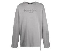 'Delusional' Langarmshirt