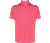Poloshirt aus Pikee