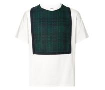 'Madras Tech' Tweed-T-Shirt
