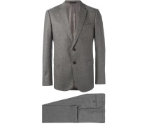 fitted business suit