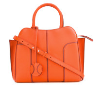 crossbody tote bag - women - Leder/Wildleder
