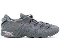 Slip-On-Sneakers mit geripptem Material