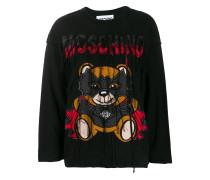 'Bat Teddybear' Pullover
