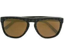 'Rectangular Visetos' Sonnenbrille