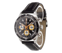 'Marinemaster Vintage Chrono' analog watch