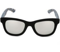 Sonnenbrille mit Samtgestell
