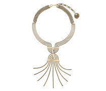spiral spread necklace